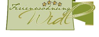Ferienwohnung Widl Logo